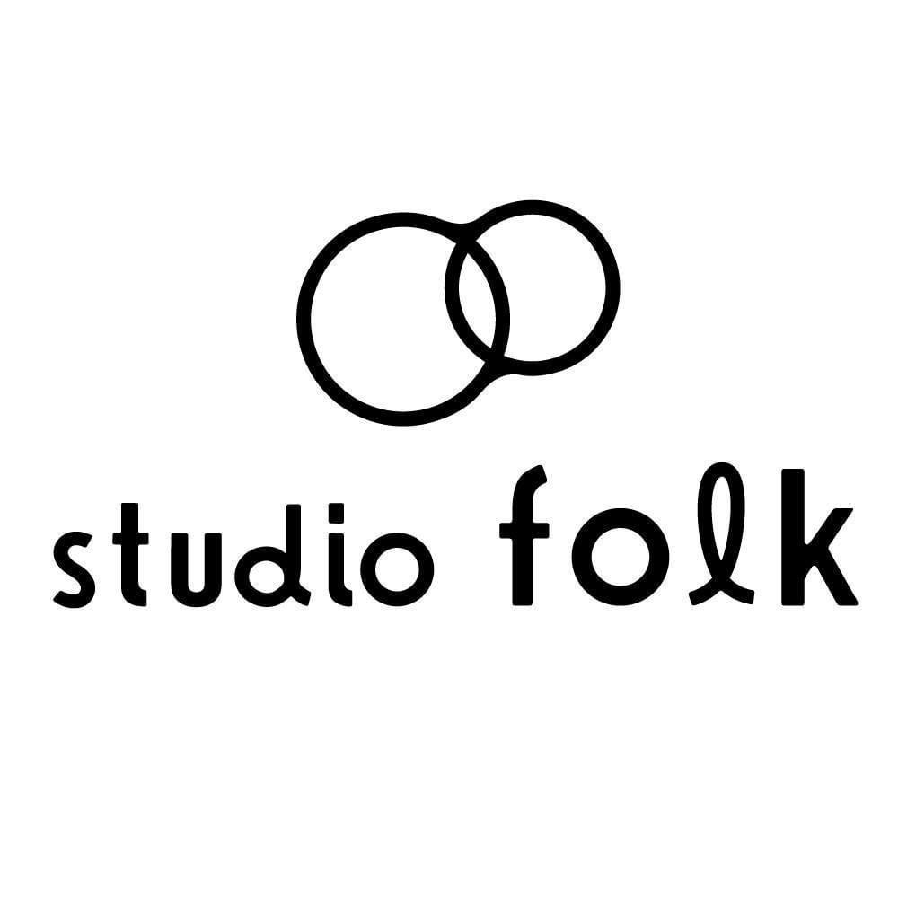 studio logo  ロゴ、名刺、記念バッグ等